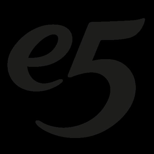 Logo e5 mode